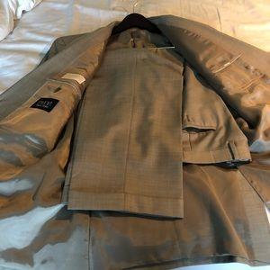 Michael Kors men's suit in Tan